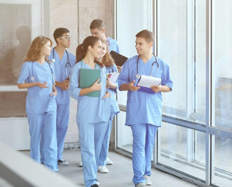 medicisnki radnici