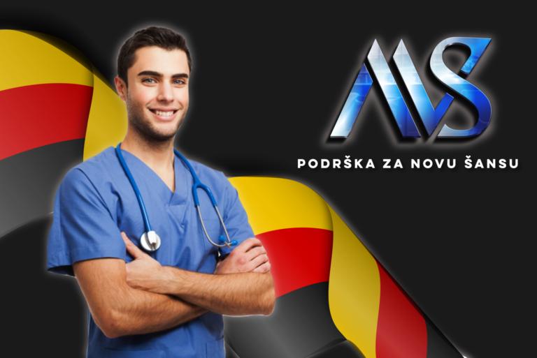 medicinski radnik njemacka